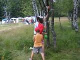 катапулт за изстрелване на балони с вода