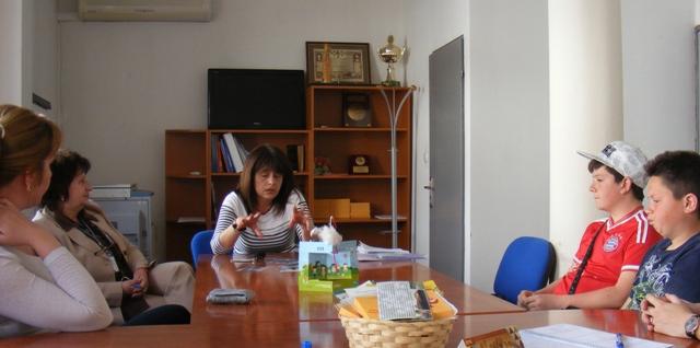 срещата ни в Общината
