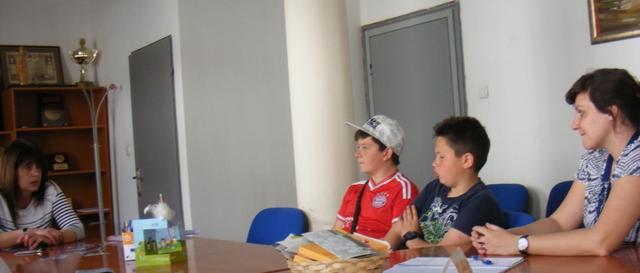 Стоян и Дидо представят проекта в Общината